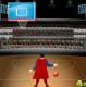 Бэтмен против Супермена на турнире в баскетбол